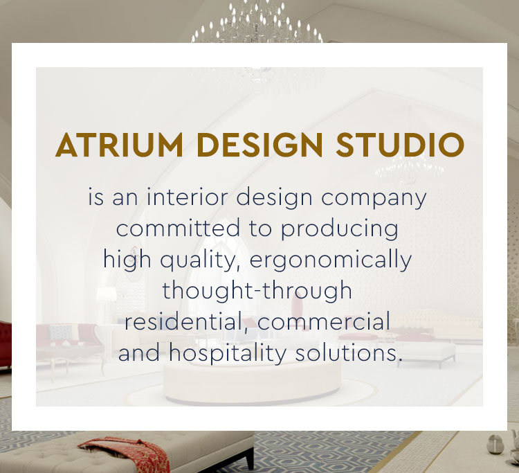 Home Atrium Design Studio